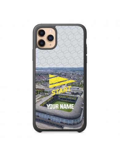 IK Start stadion + ditt...