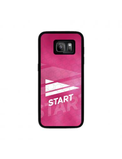 Start Logo Rosa deksel