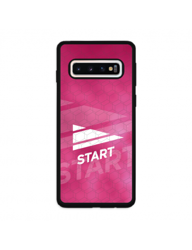 Start Logo Rosa deksel