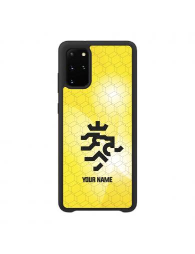 Start Logo gul + ditt navn...